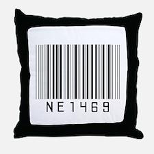 NE1 4 69 Throw Pillow