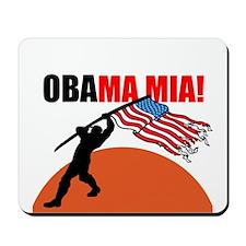 Obamamia! Mousepad