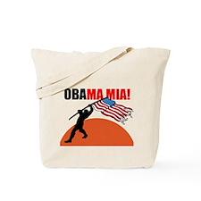 Obamamia! Tote Bag