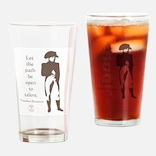 NAPOLEON Drinking Glass