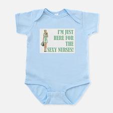 SEXY NURSES Infant Bodysuit
