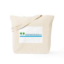 Funny Huntington beach Tote Bag