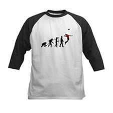 evolution volleyball player Tee