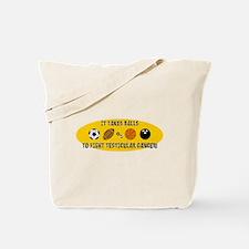IT TAKES BALLS... Tote Bag