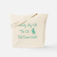 CURIOSITY... Tote Bag