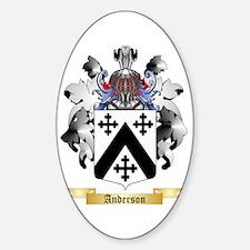 Anderson Sticker (Oval)