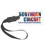 Southern Circuit Large Luggage Tag