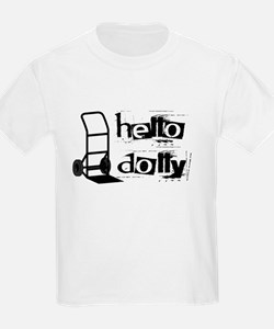 Hello Dolly Kids T-Shirt