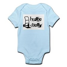 Hello Dolly Infant Creeper