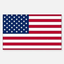 USA Flag Bumper Stickers