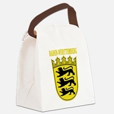 Baden-wurttemberg COA.png Canvas Lunch Bag