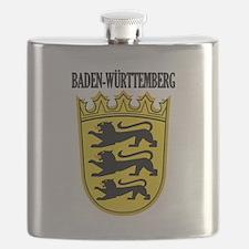 Baden-wurttemberg COA.png Flask
