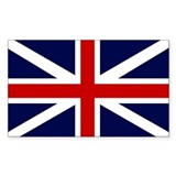 British flag Single