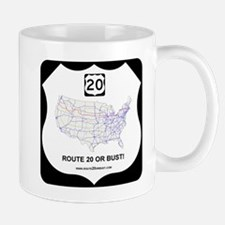 RT 20 OR BUST Mug