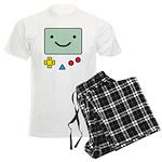 Pocket Game Men's Light Pajamas