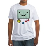 Pocket Game Fitted T-Shirt