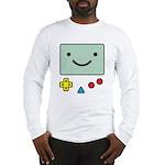 Pocket Game Long Sleeve T-Shirt