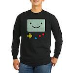 Pocket Game Long Sleeve Dark T-Shirt