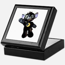 Black Moon Kitten Keepsake Box