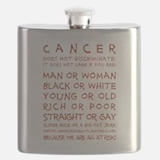 CANCER... Flask