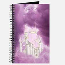 Pink Fairytale Castle Journal