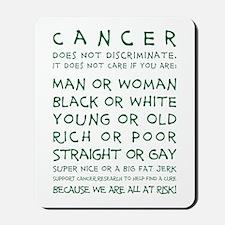 CANCER... Mousepad