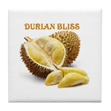 Durian Bliss Tile Coaster