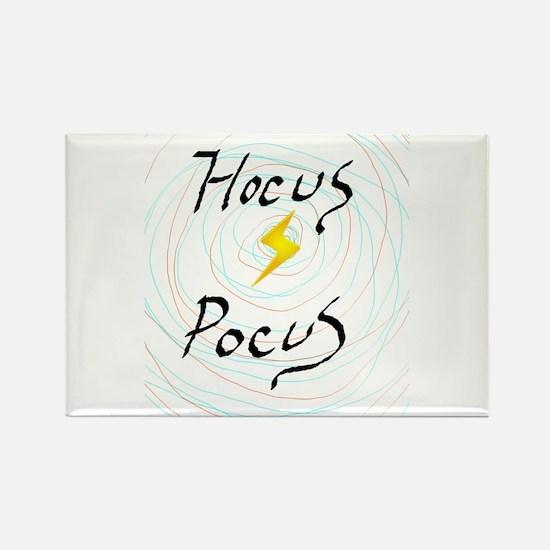 hocus pocus magic witch Rectangle Magnet
