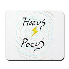 hocus pocus magic witch Mousepad