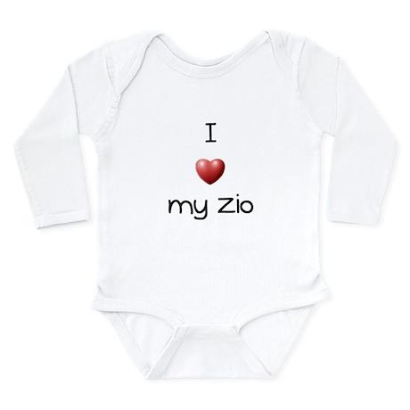 I Love my Zio Body Suit