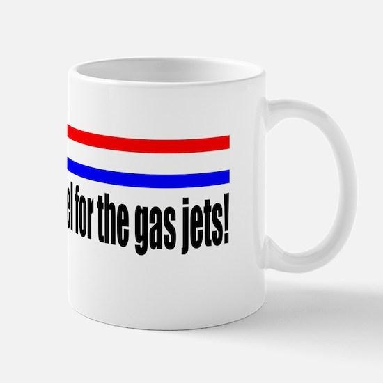 save a pretzel for the gas jets rick perry Mug