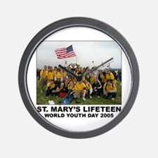 World Youth Day 2005 Group Sh Wall Clock