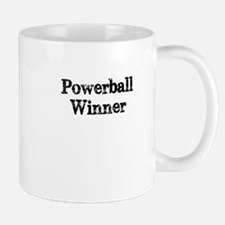 Powerball winner lotto jackpot Mug