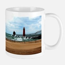 Lake Michigan Beach Mug