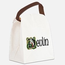 Devlin Celtic Dragon Canvas Lunch Bag