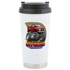 Red B2 Travel Mug