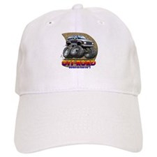 Grey Black B2 Baseball Cap