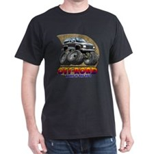 Grey Black B2 T-Shirt