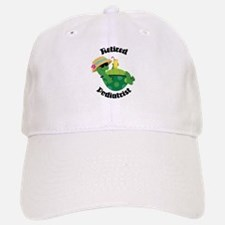 Retired Podiatrist Gift Baseball Baseball Cap