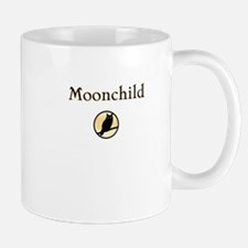 moon-child dark owl Halloween Mug