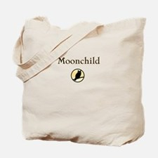 moon-child dark owl Halloween Tote Bag