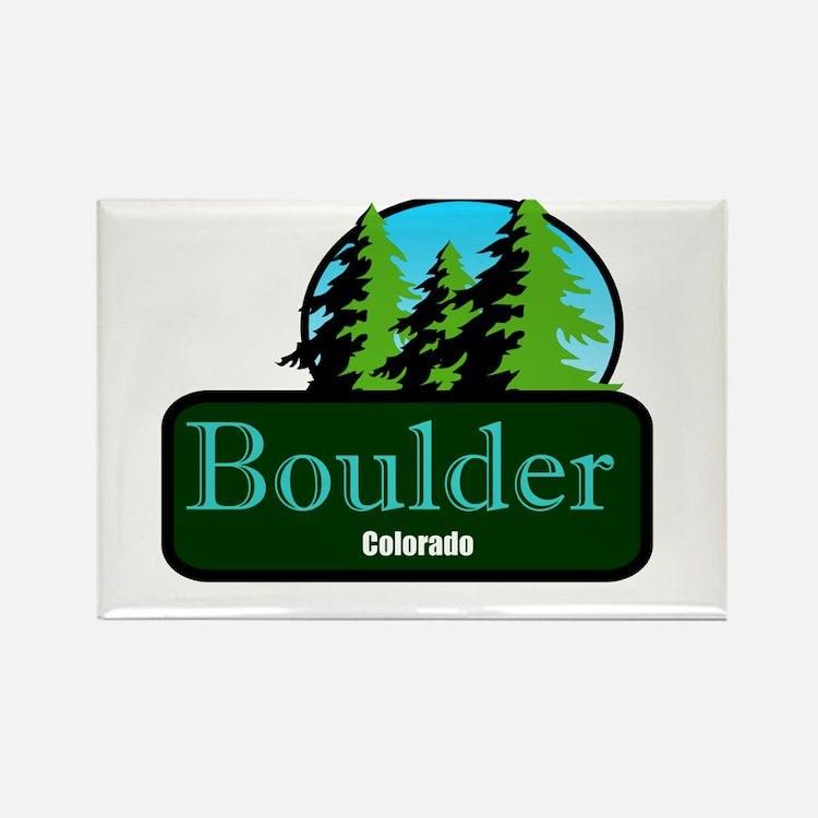 Boulder Colorado t shirt truck stop novelty Rectan