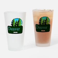 Denver Colorado t shirt truck stop novelty Drinkin