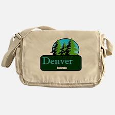 Denver Colorado t shirt truck stop novelty Messeng
