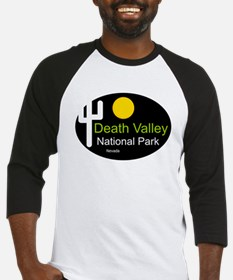 death valley national park Nevada Baseball Jersey