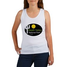 death valley national park Nevada Women's Tank Top