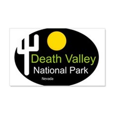 death valley national park Nevada Wall Decal
