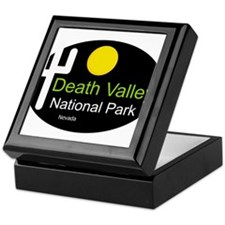 death valley national park Nevada Keepsake Box