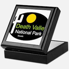 death valley national park Nevada Keepsake Box