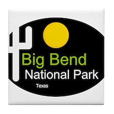 Big Bend National Park Texas t shirt truck stop Ti